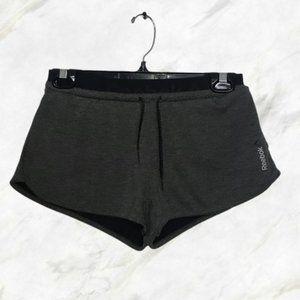 10/$30 REEBOK grey speedwick running shorts XS
